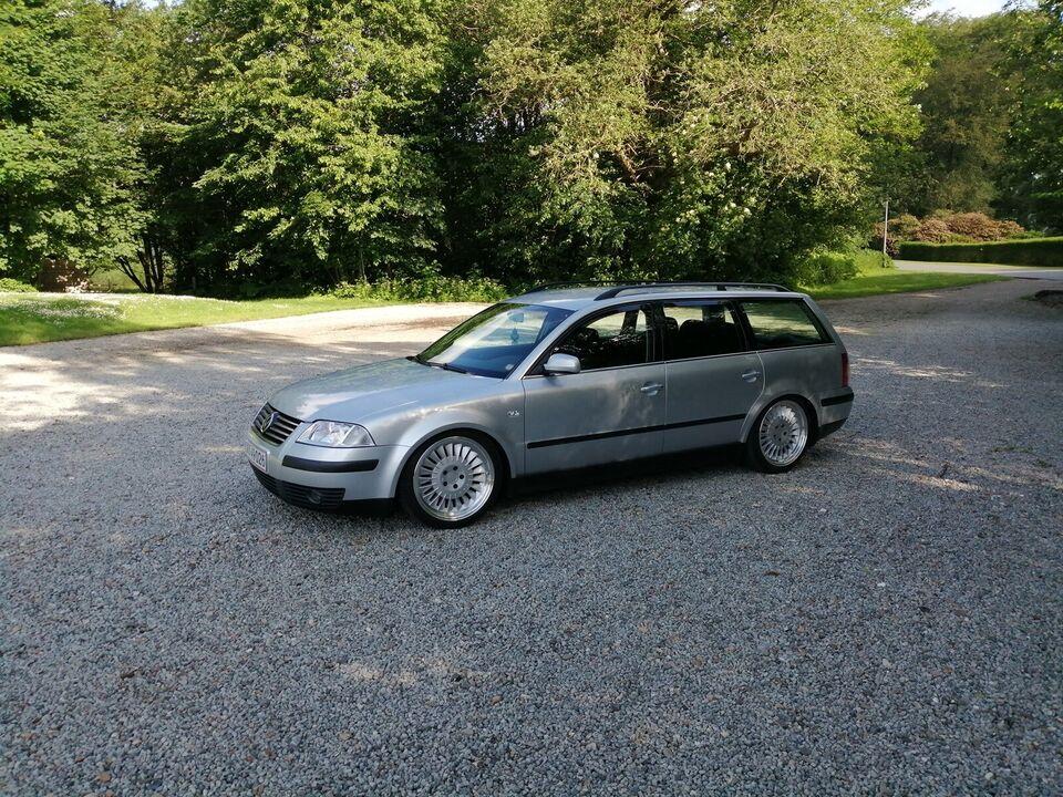 VW Passat, 1,9 TDi 100 Variant DK, Diesel