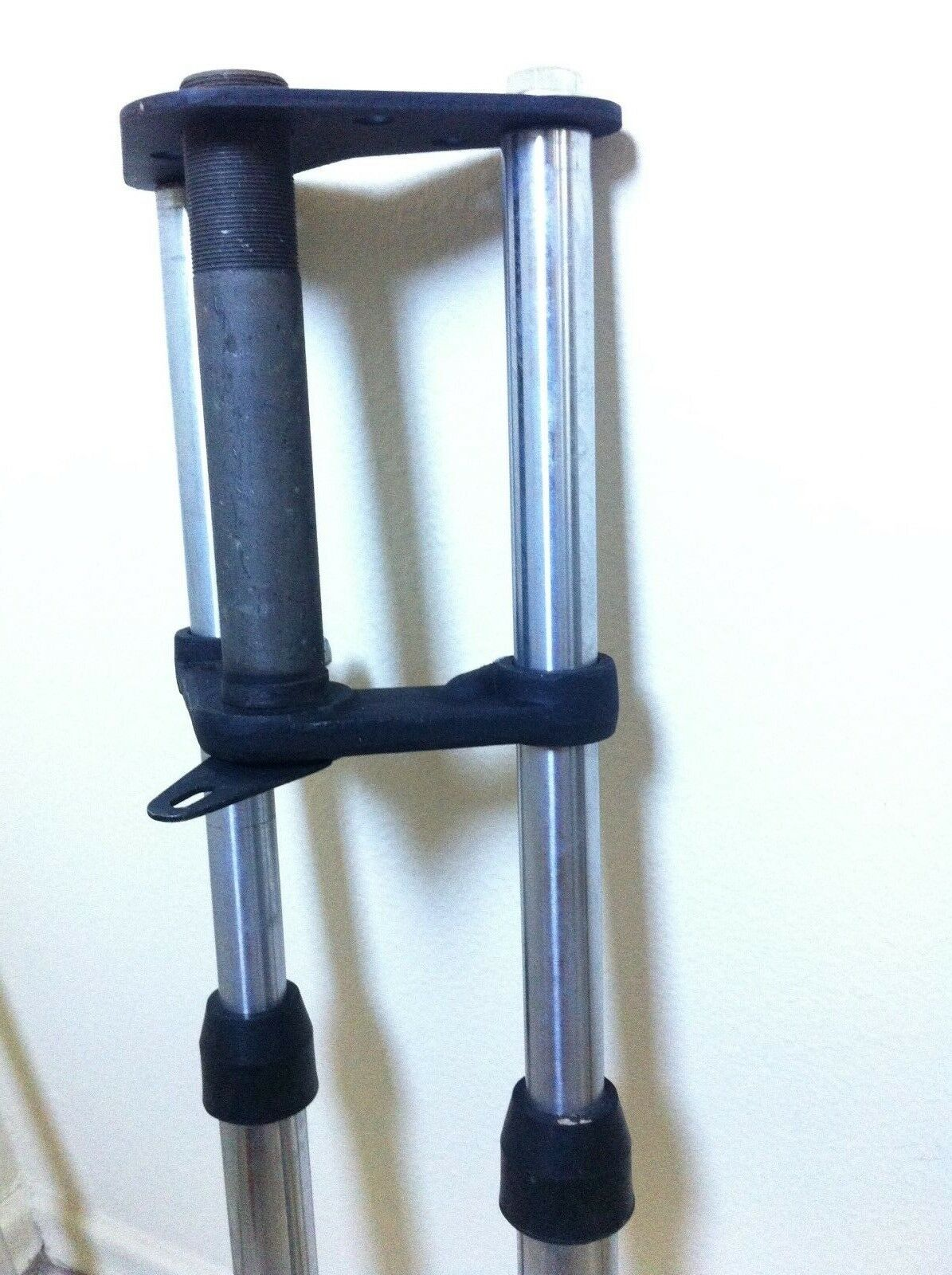 """BICYCLE 20/"""" SUSPENSION TRIPLE TREE FORK 1/"""" THREADED CLAMPS BMX MTB CYCLING!"""