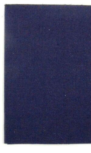 Flickstoff Aufbügelflecken soft 8,5 x 25 cm Dunkelblau  3-884