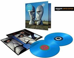 Pink Floyd 2xLP The Division Bell - Limited Edition Blue Vinyls - Europe