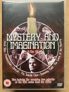 Mystery-et-Imagination-DVD-Coffret-Complet-Culte-Horreur-Serie-TV-4-Disques