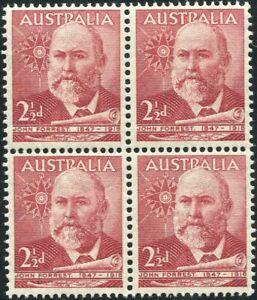 Australia-1949-SG233-2-d-Lord-John-Forrest-block-MNH