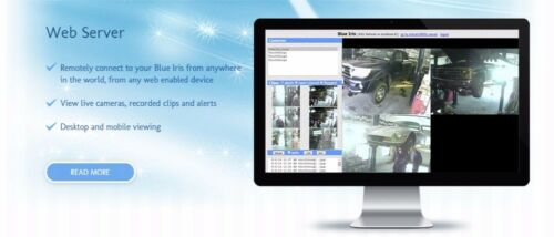 New License Blue Iris Pro v5 Video Surveillance Software Instant Delivery