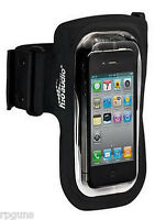 H2o Audio Amphibx Fit Waterproof Armband Case For Iphone 4/4s 5 Droid Ipod