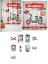 WENKO-Shower-Curtain-034-Vintage-Scooter-034-Anti-Mould-Multi-Colour thumbnail 1
