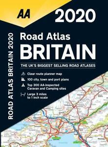 AA-Road-Atlas-Britain-2020