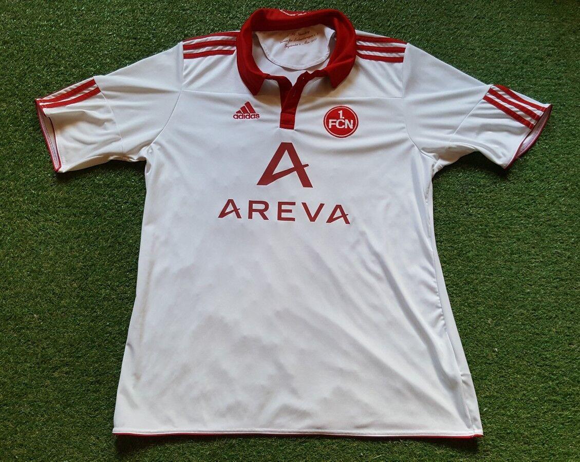 1. FC Norimberga Maglia XXL 0910 Adidas Maglietta Areva