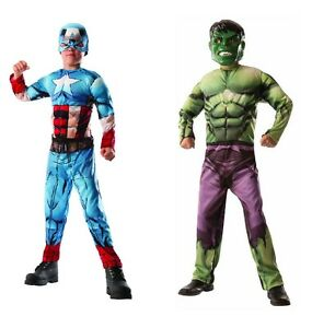 Image is loading DELUXE-REVERSIBLE-CAPTAIN-AMERICA-HULK-COSTUME -MUSCLE-CHEST-  sc 1 st  eBay & DELUXE REVERSIBLE CAPTAIN AMERICA / HULK COSTUME! MUSCLE CHEST ...