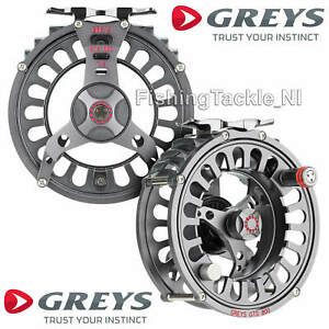 Greys-GTS800-Fly-Fishing-Reel-Trout-amp-Salmon-Freshwater-Fly-Reel-All-Sizes