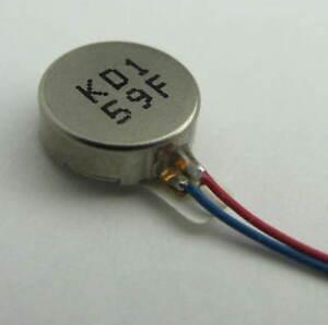 Qty 2 Bldc Brushless Coin Vibration Motor 6mm X Ebay