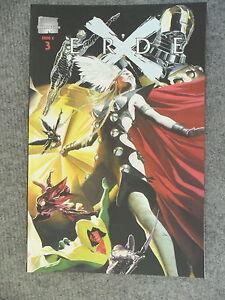 1 X Bande Dessinée: Marvel Millenium-terre X Nº 3 | Z 1-2-afficher Le Titre D'origine