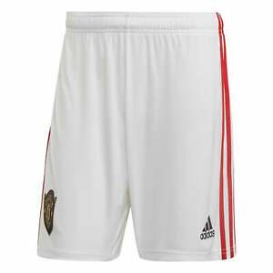 ADIDAS-Performance-Mens-Manchester-United-2019-2020-Home-Shorts-White