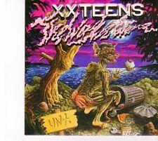 (DZ408) XXTeens, The Way We Were - 2008 DJ CD