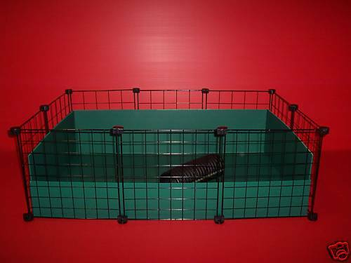 NEW   28  x 42  Guinea Pig Pet cage with FREE tunnel