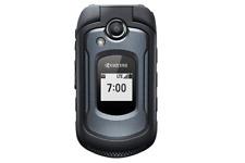 Kyocera DuraXE E4710 8GB Flip Phone - Black (AT&T)