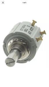 25 Matsushita 20k mini variable resistor  with shaft EVJ-FOAE30B24