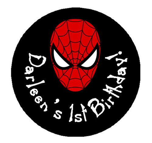 108 SPIDER MAN SPIDERMAN HERSHEY KISS LABELS STICKERS BIRTHDAY PARTY FAVORS