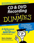CD and DVD Recording For Dummies by Mark L. Chambers (Paperback, 2004)