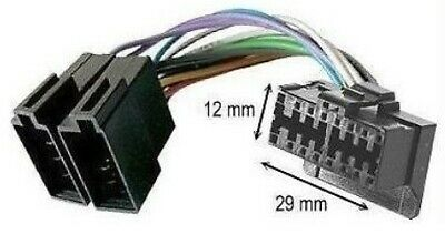 CABLE ISO AUTORADIO POUR PIONEER DEH-1430R DEH-2300R DEH-2300RB