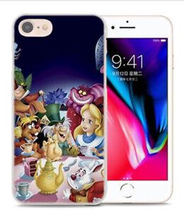 cover iphone 7 alice in wonderland
