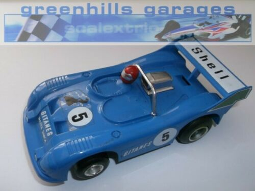 Greenhills Polistil pode Am Series Matra Simca Gitanes Nº 5-12954
