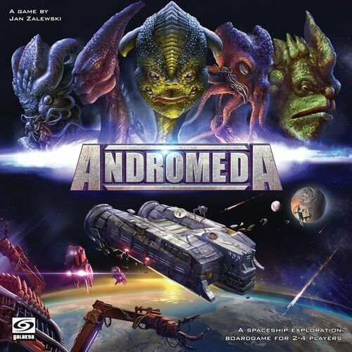 Andromeda Board Game BRAND NEW ABUGames