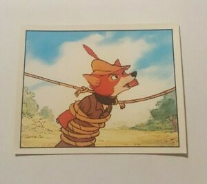 Panini-Robin-des-bois-209-Walt-Disney-Productions-Figurine-Sticker-1982-82