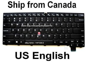 for Lenovo IBM THINKPAD T460 T460s T460p US Keyboard 00PA411
