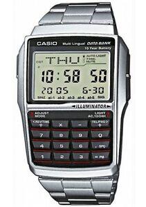 Casio-DBC-32DI-Orologio-Telememo-25-Calcolatrice-luce