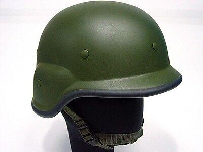 US SWAT Airsoft M88 PASGT Kevlar Helmet OD