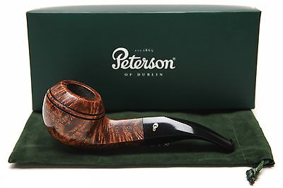 Peterson Shannon Briars 80S Tobacco Pipe Fishtail