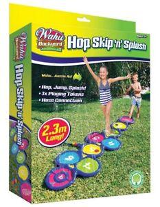 NEW Wahu Hop  Skip & Splash