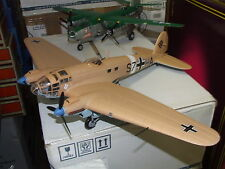 Franklin Mint 1:48  Heinkel 111 Libya Desert