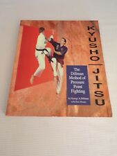 Kyusho Jitsu : The Dillman Method of Pressure Point Fighting by George Dillman and Chris Thomas (1992, Paperback)