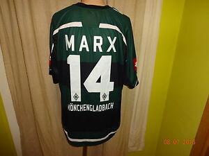 Borussia-Moenchengladbach-Lotto-Auswaerts-Trikot-2010-11-Nr-14-Marx-Gr-XXXL