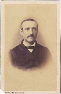 Foto CDV Taylor Da Cassien Marsiglia Carte de visite Vintage Albumina Ca 1865