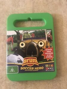 BRUM-SOCCER-HEROES-AND-OTHER-STORIES-DVD-R4-AUS-SELLER