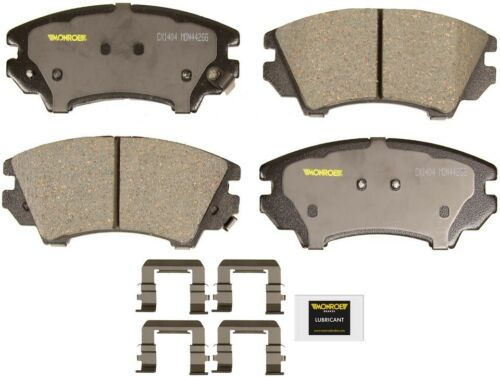 Disc Brake Pad Set-Total Solution Ceramic Brake Pads Front Monroe CX1404