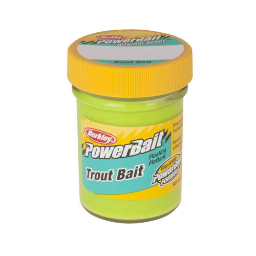 NEW  Berkley PowerBait Trout Dough BTBC2