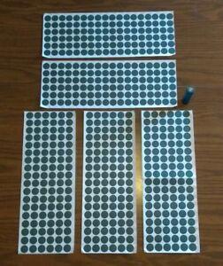 540pc-18650-DARK-GREY-Battery-Insulator-Ring-Adhesive-backing-ebike-DIYPowerwall