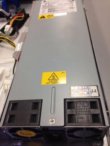 NEW KCW INTEL SR1300 1U Rackmount Server Chassis Case// Delta DPS-350PB Power