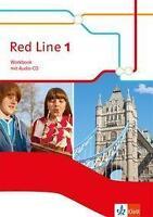 Red Line 1. Workbook mit Audio-CD. Ausgabe 2014 (2014, Set mit diversen Artikeln