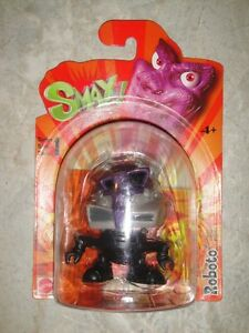 Roboto SMAX Series 1 Action Figure by Mattel with Game Booklet NEW