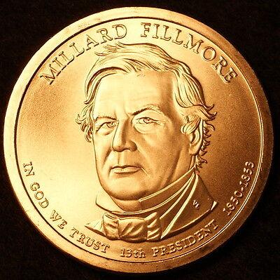 2013 P+D+S William McKinley Presidential Dollar Mint Proof Set ~ PD Random Pos