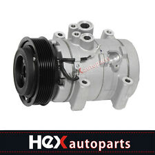 AC A/C Compressor With Clutch For 2005 - 2014 Toyota Tacoma 2.7L 4.0L