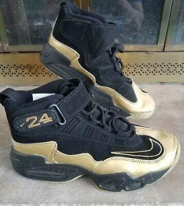 22033d095d Vintage Nike Air Ken Griffey Jr Max 1 Seattle Mariners MLB Gold Mens ...