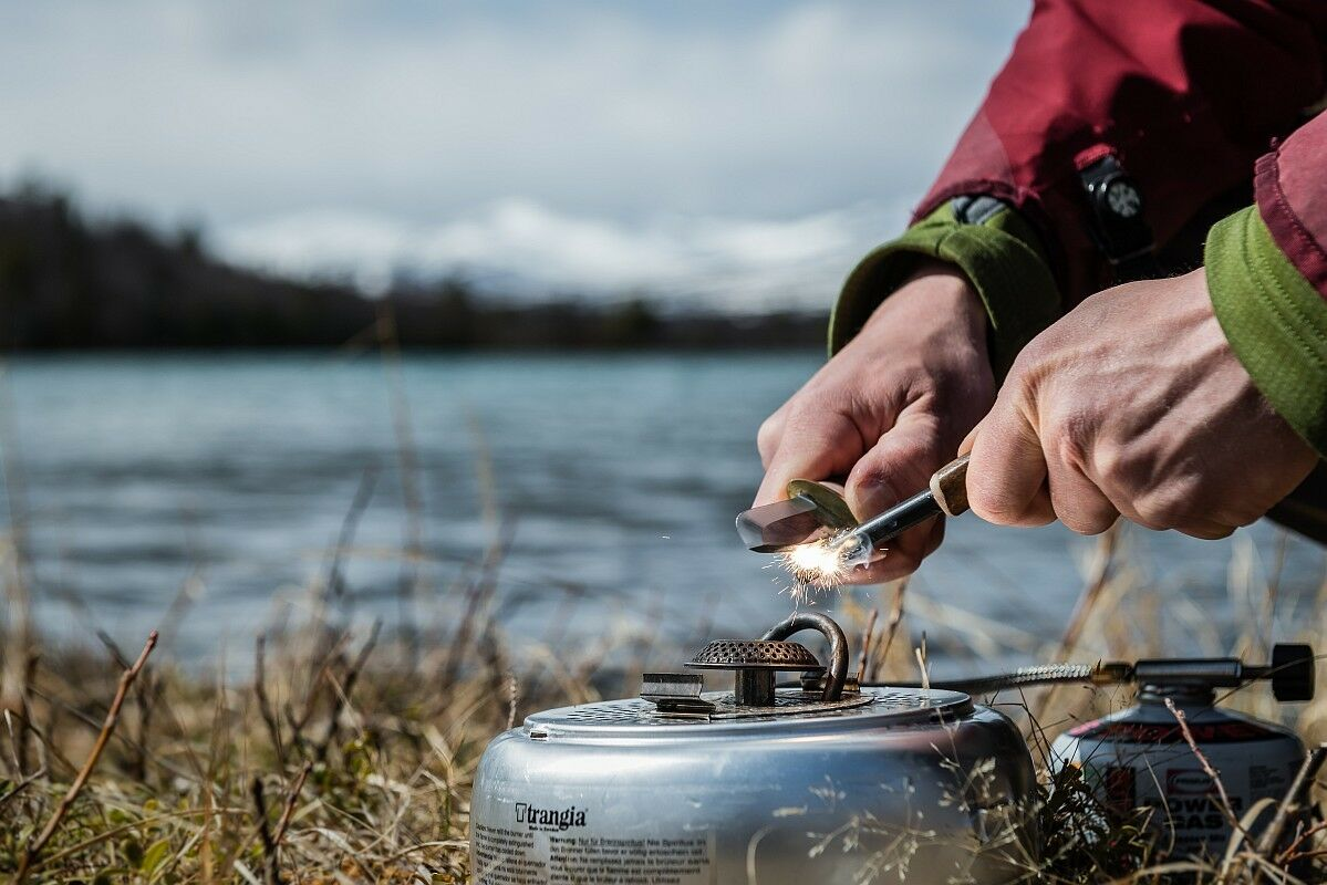Brûleur gaz à gaz Brûleur Trangia pour réchauds de camping 8b1288