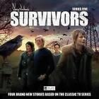 Survivors: Series 5 by Andrew Smith, Christopher Hatherall, Simon Clark (CD-Audio, 2016)