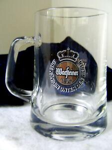 Warsteiner stein Oktoberfest 0.5 liter glass