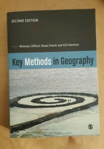 Key-methods-in-geography-by-Nicholas-Clifford-Paperback